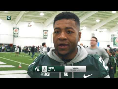 2018 Spartan Football Kids Clinic