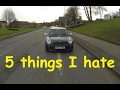 My 13 Year Old Mini Cooper - 5 Things I Hate