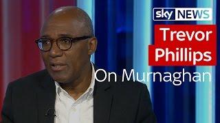 "Trevor Phillips: ""BME Voters Have A More Global Outlook"""