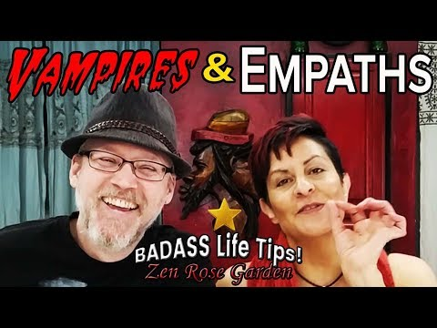 How To Stop Energy Vampires In Relationships | Energy Vampires and Empaths