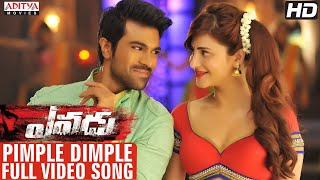 Pimple Dimple Full Video Song - Yevadu Video Songs - Ram Charan, Allu Arjun, Shruti Hassan, Kajal