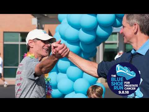 The Blue Shoe Run - Dr. Heppe