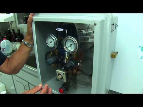 RGF Environmental Group Sneeze Machine