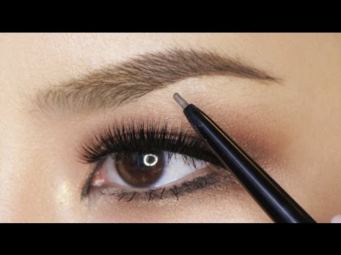 How I fill in my Eyebrows - Updated tutorial