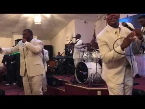 The Gospel Legends-Columbia, SC