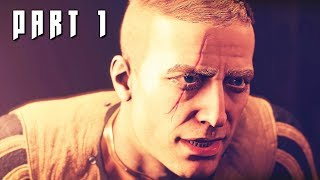 WOLFENSTEIN 2 EARLY GAMEPLAY WALKTHROUGH PART 1 - Weapons Upgrades (The New Colossus)