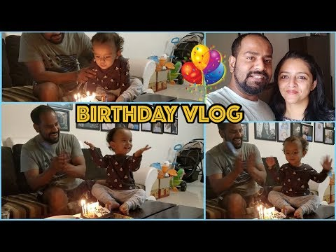 DADDY KA BIRTHDAY VLOG 2018 || डैडी का बर्थडे व्लॉग