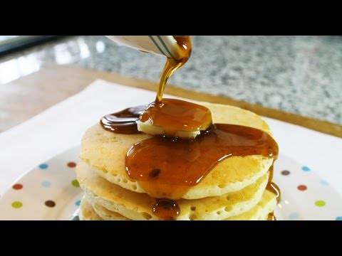 Country Cabin Pancake Syrup recipe
