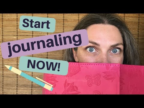 How to get started with journaling | Tips and prompts for a beginner