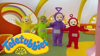 ☆ Teletubbies en Español Castellano ☆ ¡Choques!  ☆ #12 ☆ Espectáculos para niños ☆