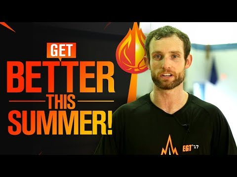 The PERFECT Summer Basketball Training Schedule?