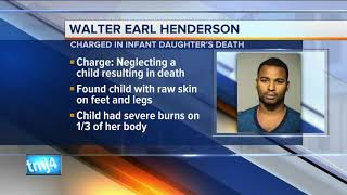 Milwaukee Man Charged In Baby