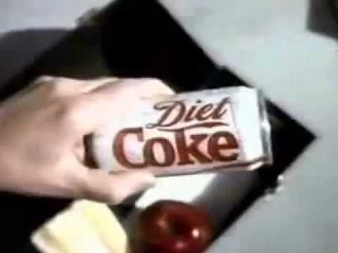 Diet Coke - New Can Design Commercial from 1994