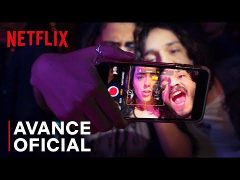 Control Z   Anuncio de fecha de estreno   Netflix