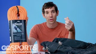 10 Things Alex Honnold Can't Live Without   GQ