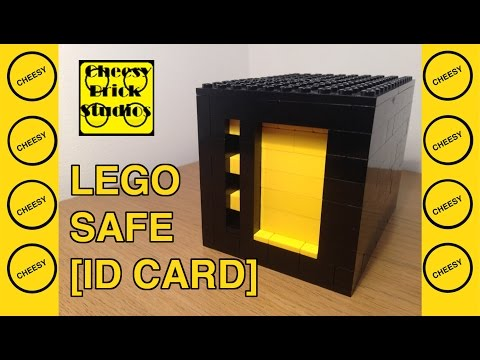 Lego Safe [ID CARD]