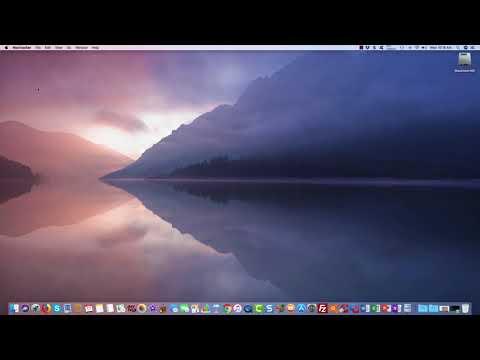 OS Tour: macOS High Sierra (10.13.2)