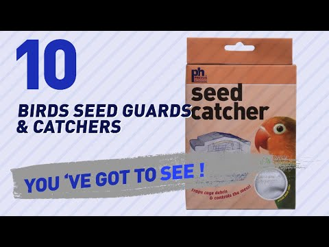 Top 10 Birds Seed Guards & Catchers // Birds Lover Channel Presents: