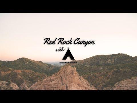 Nomadik Roots / / Red Rock Canyon