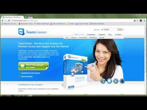 Awesome Freeware - Team Viewer