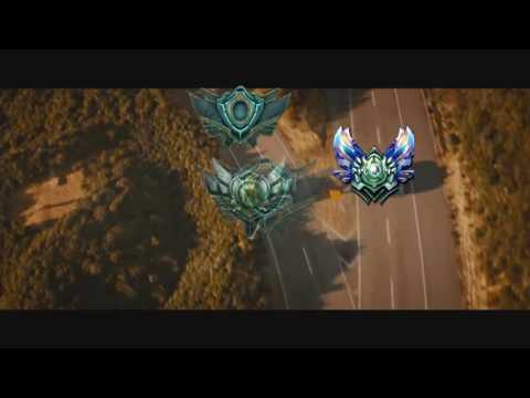 After rank reset Season 7- League of Legends