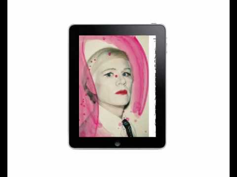 Interview Magazine for Apple's iPad