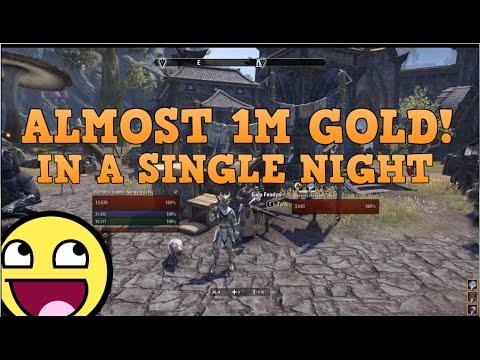 ESO l Almost 1M Gold In A Night