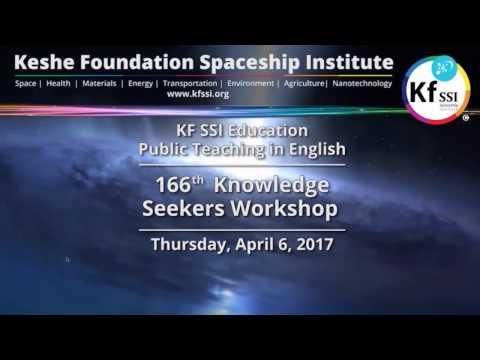166th Knowledge Seekers Workshop April 6, 2017