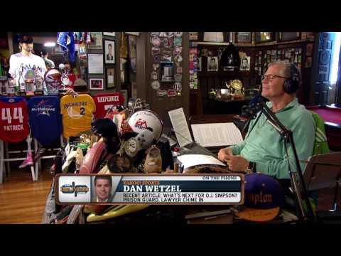 Yahoo Sports' Dan Wetzel on The Dan Patrick Show | Full Interview | 7/21/17