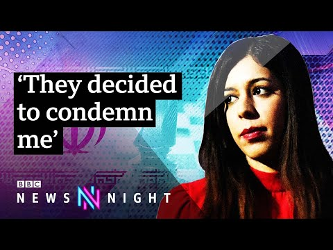 Xxx Mp4 Iranian Chess Referee Fears Going Home Over Hijab Photo BBC Newsnight 3gp Sex