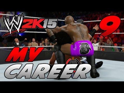 WWE 2k15 MyCareer Mode #9 -