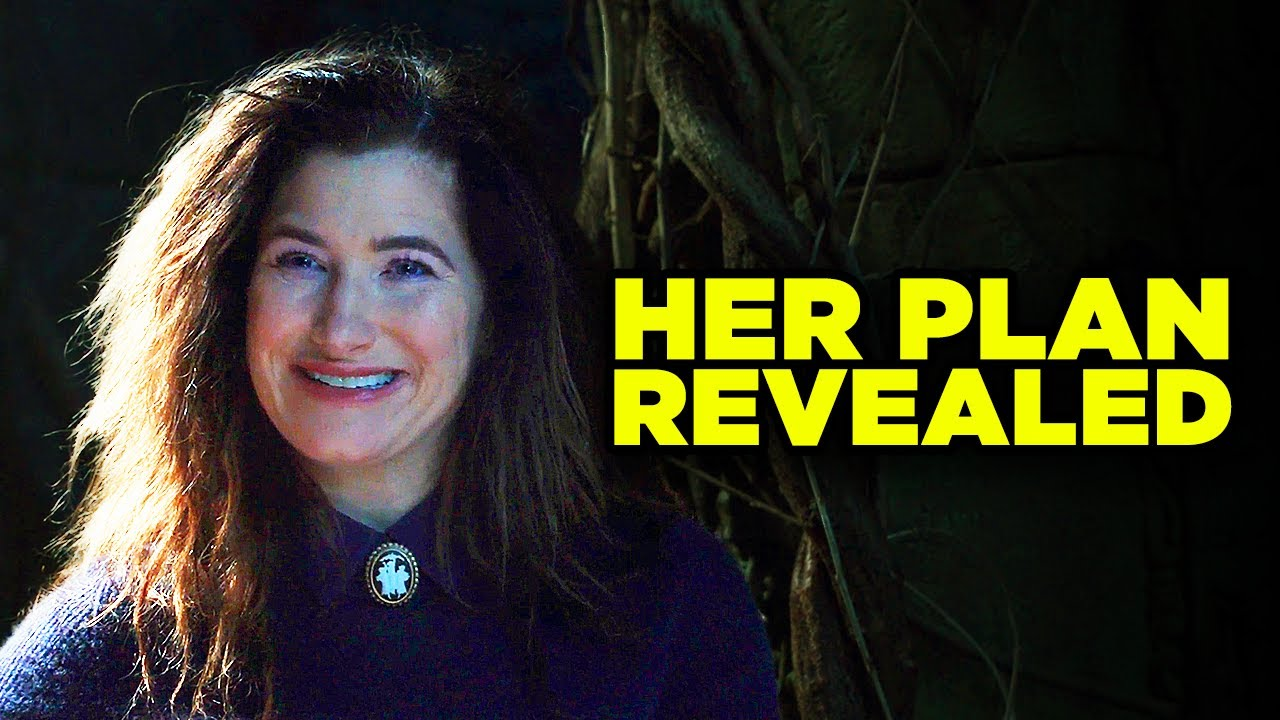 WANDAVISION Episode 7 REACTION! Ending Explained & Agnes' Plan! | Inside Marvel