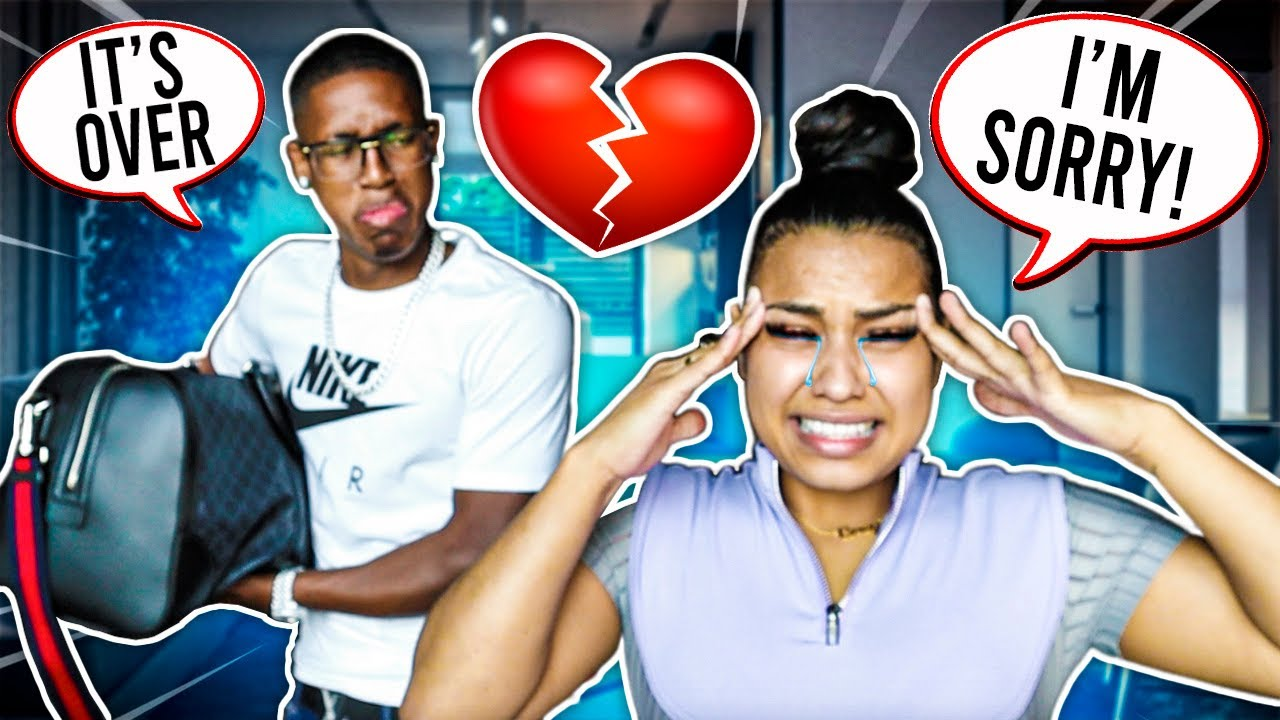 TELLING MY HUSBAND I CHEATED TO SEE HOW HE WOULD REACT! (This went left)💔