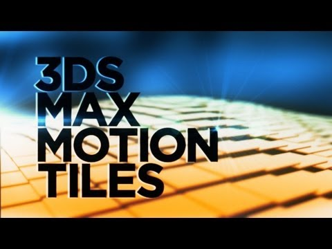 Floating Tiles Motion Graphics Tutorial
