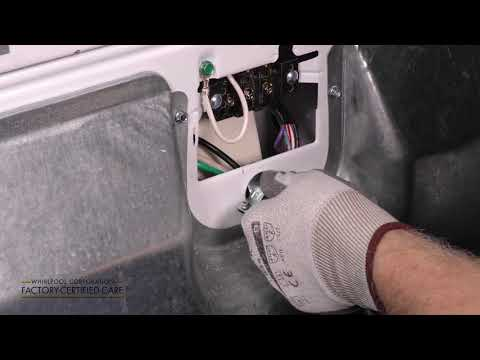 How to install a 4 wire power cord to your dry