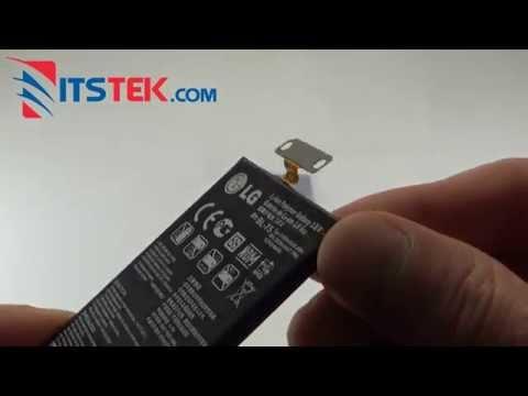 LG Nexus 4 Battery