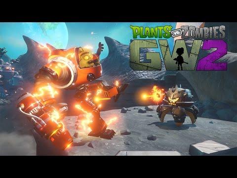 Plants Vs. Zombies Garden Warfare 2 Beta | JARDINES Y CEMENTERIOS TITANFALL!