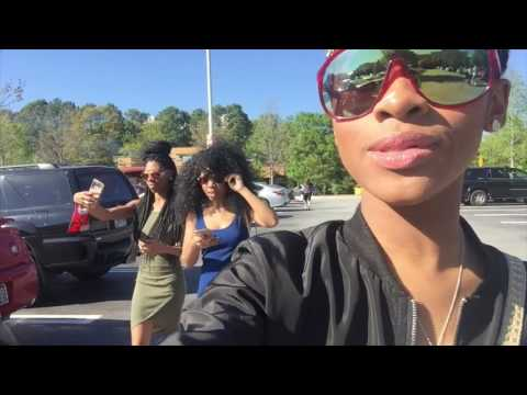 Vlog  Another Exciting Trip To ATLANTA   Nae and Nea