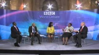 BBC World Debate - Powering Development in the 21st century
