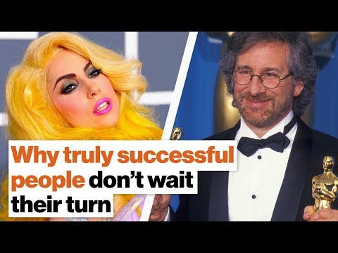 Why truly successful people don't wait their turn | Alex Banayan