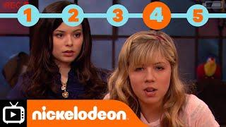 iCarly | Top 5 Surprisingly Sweet Sam Moments | Nickelodeon UK