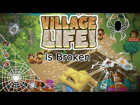 Village Life - What they have done to the game!