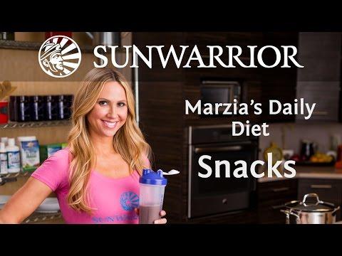 Marzia Prince's Daily Diet: Snacks | Part 3/4