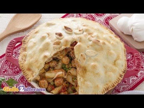 Macaroni timbale - recipe