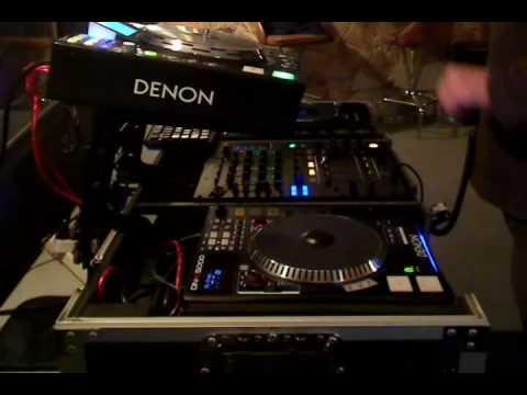 Mixing Live Test 2010 - DJ Mekanix