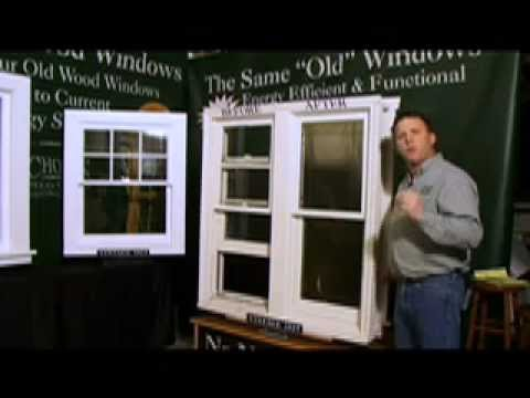 Repair and Restore Your Wood Windows ...The Same