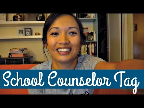 School Counselor Tag!