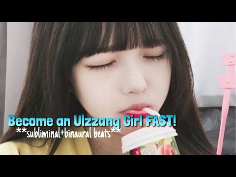Become an  Ulzzang Girl💕 Subliminal