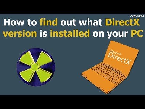 How to Check Your Version of DirectX