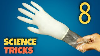 8 Simple Science Experiments To Do At Home || Easy Science Experiments